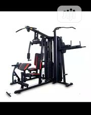 Brand New 3 Station Multi Gym | Sports Equipment for sale in Lagos State, Lekki Phase 1