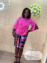 Sequin Pencil Skirt | Clothing for sale in Lagos State
