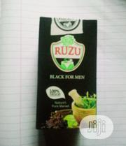 Ruzu Black Capsule For Men | Sexual Wellness for sale in Lagos State, Ikeja