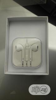 Apple Earpods With Remote And Mic | Headphones for sale in Lagos State, Ikeja