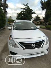 Nissan Versa 2016 White   Cars for sale in Lagos State, Ikeja
