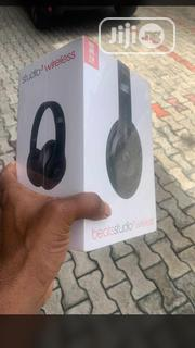 Beats Studio 3 Wireless Headset | Headphones for sale in Lagos State, Ikeja