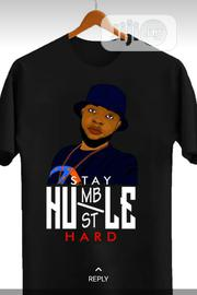 Quality Cartooned Customized Tee   Clothing for sale in Rivers State, Port-Harcourt