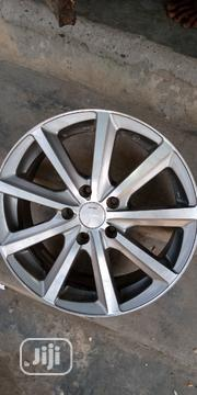 Alloy Wheel 17 Toyota Camry | Vehicle Parts & Accessories for sale in Lagos State, Gbagada