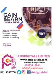 Websites Designing Training for Almost Free | Computer & IT Services for sale in Ogun State, Obafemi-Owode
