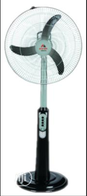 Andrakk Rechargeable Standing Fan 18 Inches ADK2418 | Home Appliances for sale in Lagos State, Lagos Island