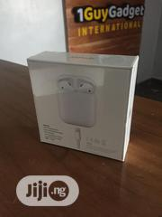 Brand New Apple Wired Charging Airpods 2 | Headphones for sale in Rivers State, Port-Harcourt