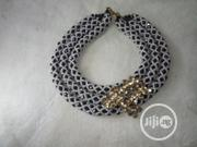 Black And White And Siliver Stone; Bead | Jewelry for sale in Rivers State, Port-Harcourt