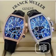 Franck Muller Ice Box Timepiece | Watches for sale in Lagos State, Lagos Island