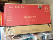 LG Smart TV 49inches | TV & DVD Equipment for sale in Lagos State, Ojo
