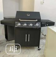 Gas Barbecue Grill With Side Cooker   Kitchen Appliances for sale in Lagos State, Ojo