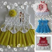 Crochet Tutu Dress | Children's Clothing for sale in Osun State, Osogbo