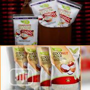 Coconut Flour/Poundo100% Organic(500g/1kg)   Meals & Drinks for sale in Lagos State, Isolo