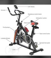 Fitness Spinning Exercise Bike | Sports Equipment for sale in Lagos State, Surulere