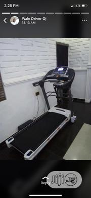2.5HP American Fitness Treadmill With Massager | Sports Equipment for sale in Lagos State, Surulere