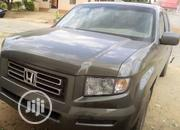 Honda Ridgeline 2006 RTL Beige | Cars for sale in Abuja (FCT) State, Central Business Dis