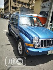 Jeep Liberty 2007 Limited 4x4 Blue   Cars for sale in Lagos State, Lagos Island