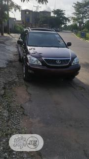 Lexus RX 2009 350 AWD Red   Cars for sale in Lagos State, Ipaja