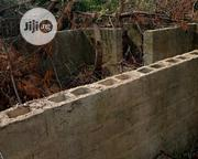 A Plot of Land With Three Bedrooms Built to Window Level | Land & Plots For Sale for sale in Oyo State, Akinyele