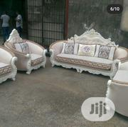 Royal Sofa 3+2+1+1 | Furniture for sale in Lagos State, Lagos Island