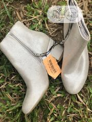 Dressy SILVER Party Boots | Shoes for sale in Lagos State, Lagos Island
