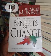 The Principles And Benefit Of Change | Books & Games for sale in Rivers State, Obio-Akpor