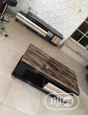 Unique TV Stand And The Center Table | Furniture for sale in Lagos State, Surulere