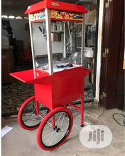 Popcorn Machine With Cart | Restaurant & Catering Equipment for sale in Lagos State, Ikoyi