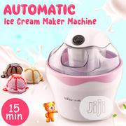 Electric Ice Cream Maker Bucket Freezer Dessert DIY Made Frozen | Store Equipment for sale in Lagos State, Agege