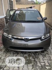 Honda Civic 2006 Gray | Cars for sale in Lagos State, Lagos Island