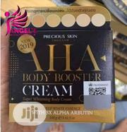 AHA Body Booster Whitening Cream - 100g | Skin Care for sale in Lagos State, Ojo