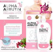 Alpha Arbutin 3PLUS+ Collagen Lotion - 500ml | Skin Care for sale in Lagos State, Ojo