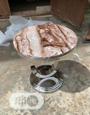 Marble Side Stool | Furniture for sale in Lagos State, Amuwo-Odofin