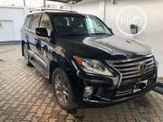 Lexus LX 570 2014 Base Black | Cars for sale in Lagos State, Surulere