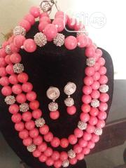 Coral Glass Bead For Sale | Jewelry for sale in Lagos State, Ikeja