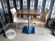 Good Quality Resturant Table With 4 Chairs | Furniture for sale in Lagos State, Ojo