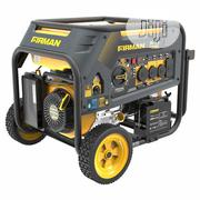 Firman Power Dual Fuel Generator 7500 Running Watts High   Electrical Equipment for sale in Abuja (FCT) State, Wuse