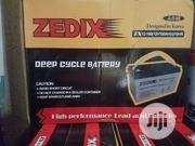 Zedix Battery 12v/100ah Is Now Available | Solar Energy for sale in Lagos State, Ojo