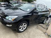 Lexus RX 2007 350 4x4 Black | Cars for sale in Lagos State, Surulere