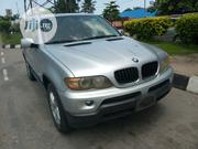 BMW X5 2005 3.0i Silver | Cars for sale in Lagos State, Surulere