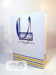 Paper Bag/Gift Bag/Souvenir Bag | Manufacturing Services for sale in Lagos State, Ikeja