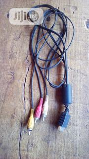 AV Cable For Ps3/Ps2/Ps4 | Accessories & Supplies for Electronics for sale in Anambra State, Oyi