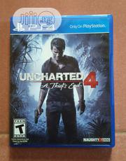 PS4 Uncharted 4 | Video Games for sale in Lagos State, Ikeja