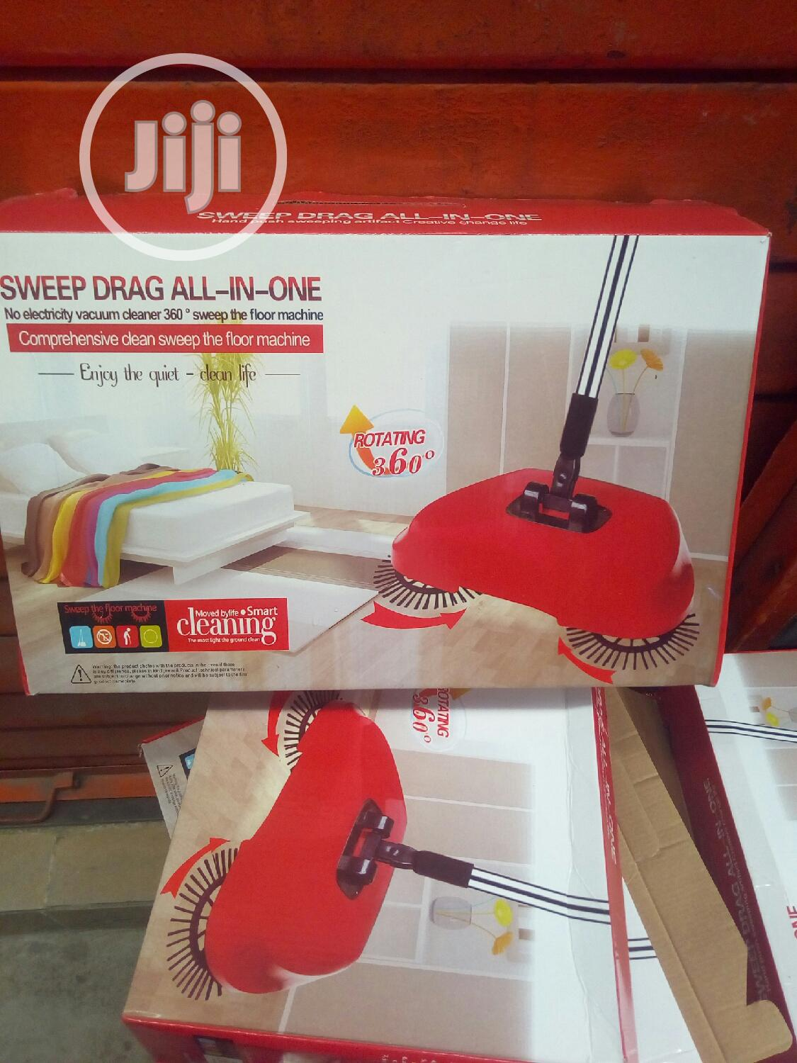 Sweep Drag All-in-one | Home Accessories for sale in Lagos Island, Lagos State, Nigeria