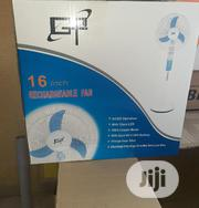 GP DC/AC Rechargeable Fan 16"