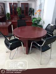4 Man Meeting Table | Furniture for sale in Lagos State, Ikeja