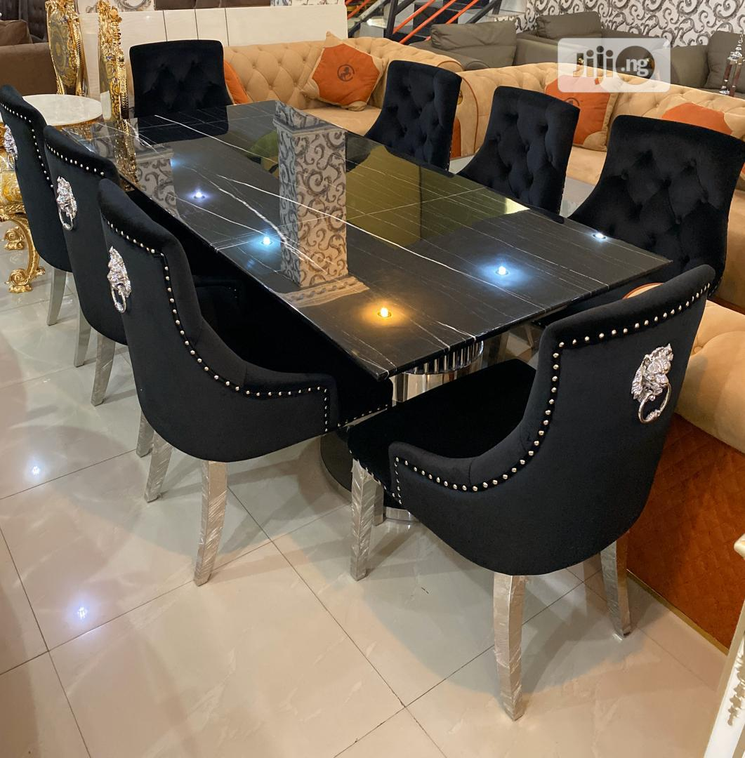 Marble Dining By 8 Seaters