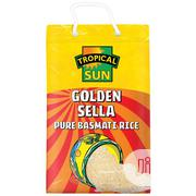 Tropical Sun Golden Sella Pure Basmati Rice | Meals & Drinks for sale in Lagos State, Lagos Island