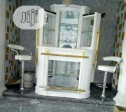 Executive White Wine Bar | Furniture for sale in Lagos State, Ojo