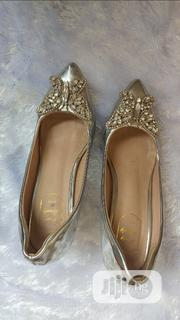 Silver Shoe With Stones   Shoes for sale in Lagos State, Ikotun/Igando